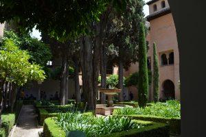 Innenhof Alhambra