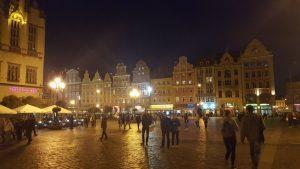 Rieneck bei Nacht